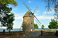 Moulin à vent de Pointe-du-Moulin - Front.JPG
