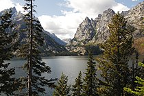 Mt Owen and Mt St John across Jenny Lake.jpg