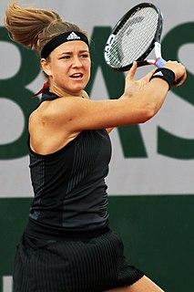 Karolína Muchová Czech tennis player