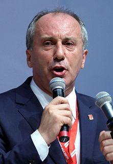 Muharrem İnce Turkish politician