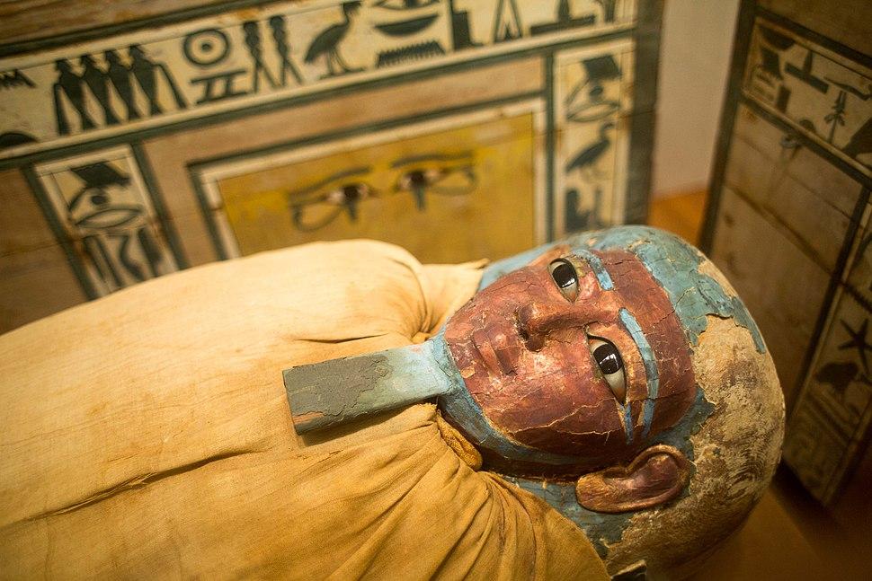 Mummy, Metropolitan Museum of Art NYC