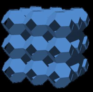 Skew apeirohedron - Image: Muoctahedron