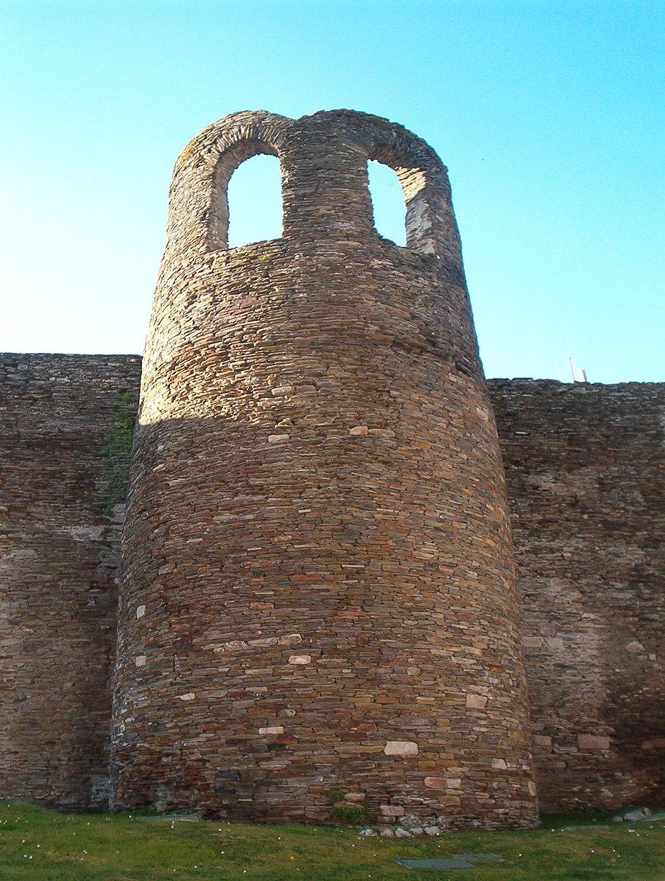Vista da Torre da Mosqueira.