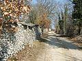 Muret en pierre sèche, Espédaillac.jpg