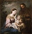 Murillo - Holy Family with Infant Saint John, c. 1670.jpg