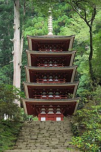 Muro-ji Temple Five-storied Pagoda01 2013.jpg