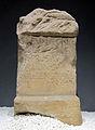 Museum of Prehistory and Archaeology of Cantabria 16 - Altar to Cabuniaegino (Monte Cildá).JPG