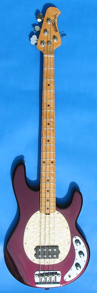 Music Man StingRay - Image: Musicman Stingray