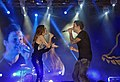 My Tam joins Simple Plan for song on stage (7285318430).jpg