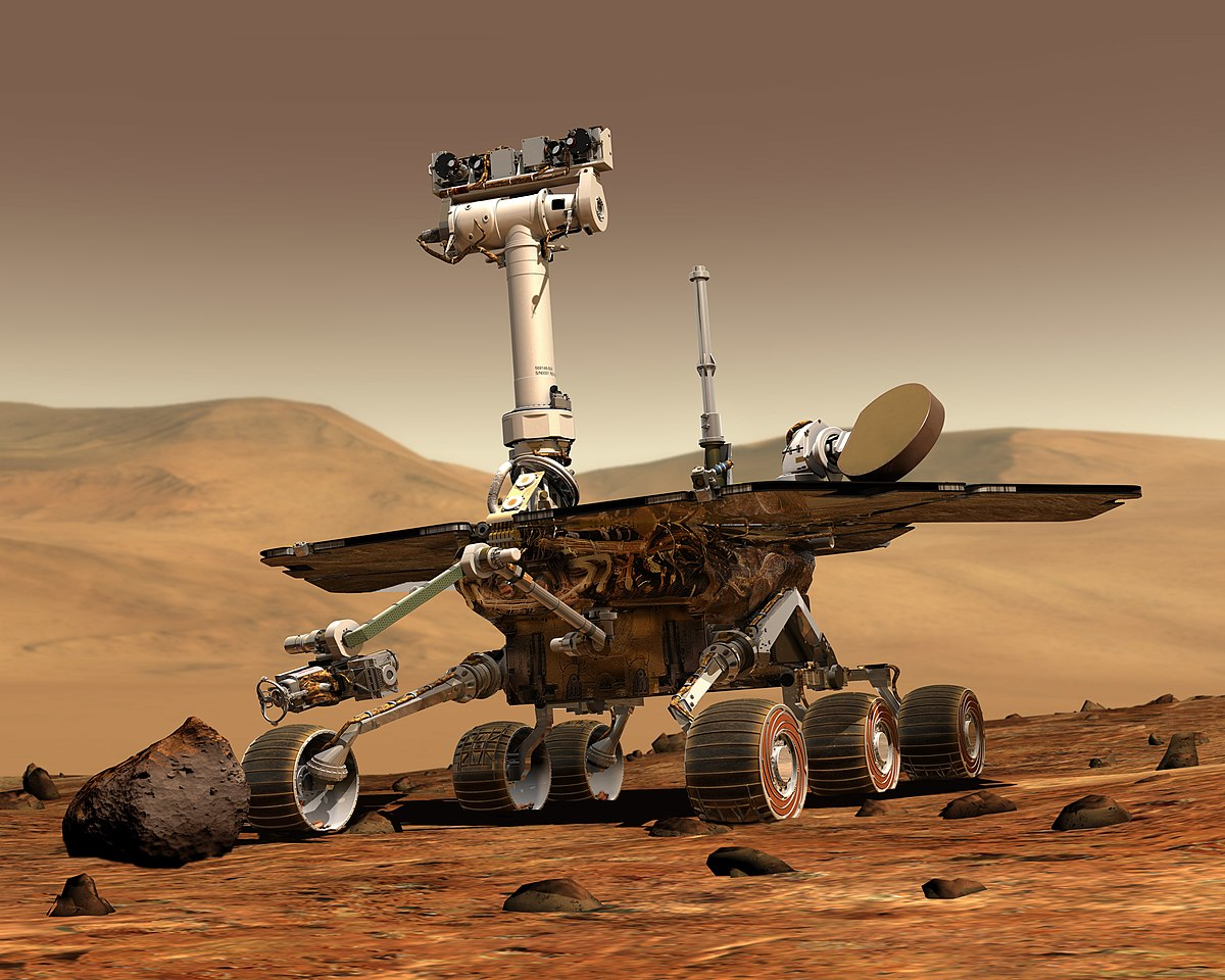 Mars Exploration Rover - Wikipedia