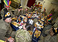 NATO Training Mission Afghanistan members receive top-notch service on Thanksgiving (6394862135).jpg