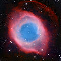 NGC7293 Helix Planetary Nebula from the Mount Lemmon SkyCenter Schulman Telescope courtesy Adam Block.jpg