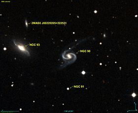 Image illustrative de l'article NGC 90