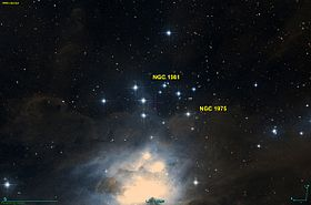 Image illustrative de l'article NGC 1981