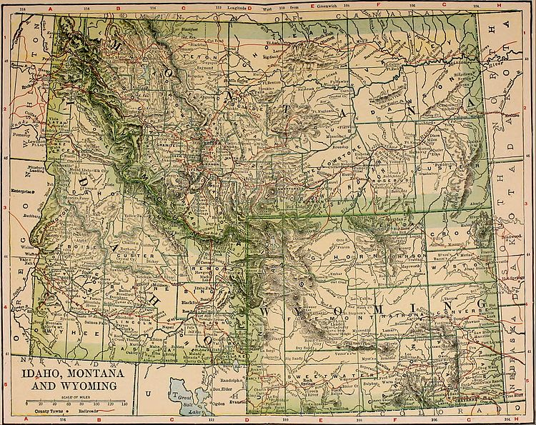 NIE 1905 Wyoming - Idaho, Montana and Wyoming.jpg
