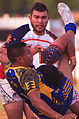 NIUE v PHILIPPINES INTERNATIONAL RL TEST 2014 (15469724591).jpg