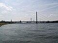 NRW, Düsseldorf - Oberkasseler bridge 01.jpg