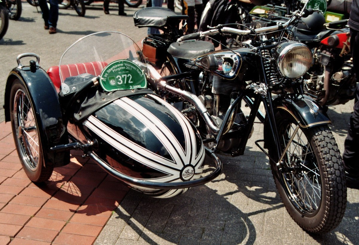 Used Sidecar For Harley Davidson