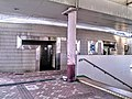 Nagaoka Station East Exit WC.jpg