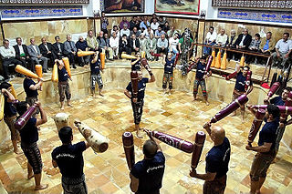Pahlevani and zoorkhaneh rituals Persian traditional system of athletics