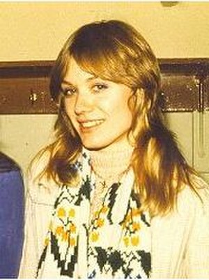Nancy Wilson (rock musician) - Wilson in the early 1970s