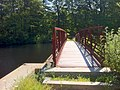 Narragansett Trail - Foot Bridge at Gallup (AKA Hewitt) Pond.jpg