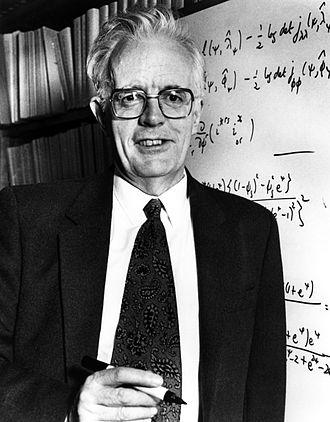 David Cox (statistician) - Cox in 1980