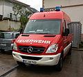 Neckargemünd Feuerwehr - Feuerwehr Bad Bramstedt Mercedes-Benz Sprinter 315 SE BB 740.JPG