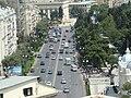 Neftchiler Avenue, Baku, 2008.jpg