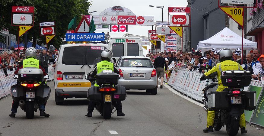 Neufchâteau - Tour de Wallonie, étape 3, 28 juillet 2014, arrivée (C21).JPG