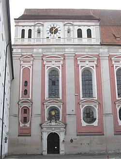 Neustadt 479 Jesuitenkirche St. Ignatius Landshut-1.jpg