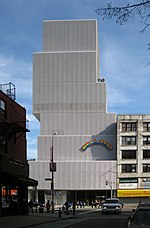 The New Museum in New York City