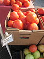 New Orleans Farmers Market Uptown Aug 2011 Creole Tomatoes.jpg