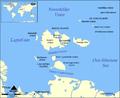 New Siberian Islands Afrikaans.png