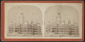 New State Capitol, Albany, N.Y. North-east view, from Robert N. Dennis collection of stereoscopic views 4.png