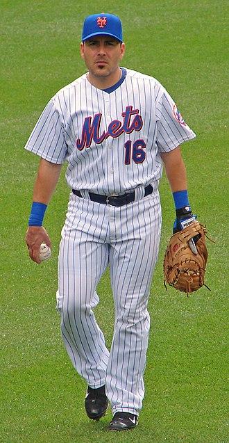 Paul Lo Duca - Lo Duca with the Mets