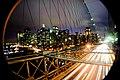 New York buildings seen from Brooklyn Bridge at night.jpg