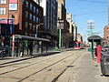 New streetcar 4404 heading south on Spadina, near King, 2014 12 20 (11) (16046501676).jpg