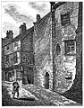 Newgate in late C18 showing almsbox for poor prisoners, Bristol.jpg