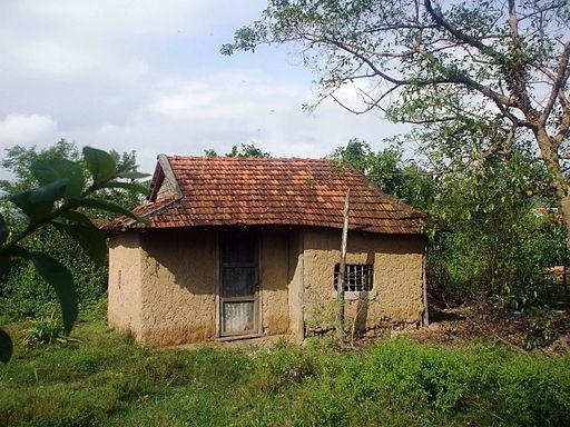 Nhà vách đất