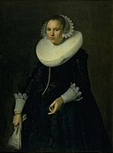 Nicolaes Eliasz. Pickenoy - Portrait of a Lady - KMS1221 - Statens Museum for Kunst.jpg