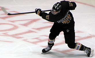 Nicolas Deschamps (ice hockey) - Image: Nicolas Deschamps Kärpät