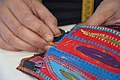 Nicole Charpentier, artiste textile, Peillac.jpg