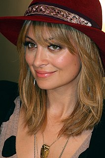 Nicole Richie American television personality, fashion designer, and actress