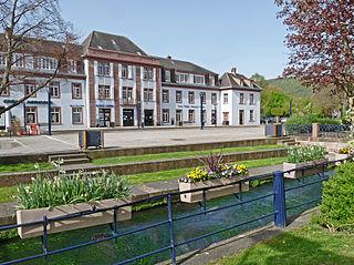 Niederbronn-les-Bains Commune in Grand Est, France