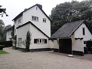 Marinus Jan Granpré Molière - Image: Nijmegen Rijksmonument 523006 Eversweg 2