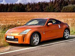 Nissan on Inne Nazwy Nissan Fairlady Z Producent Nissan Okres Produkcji 2002