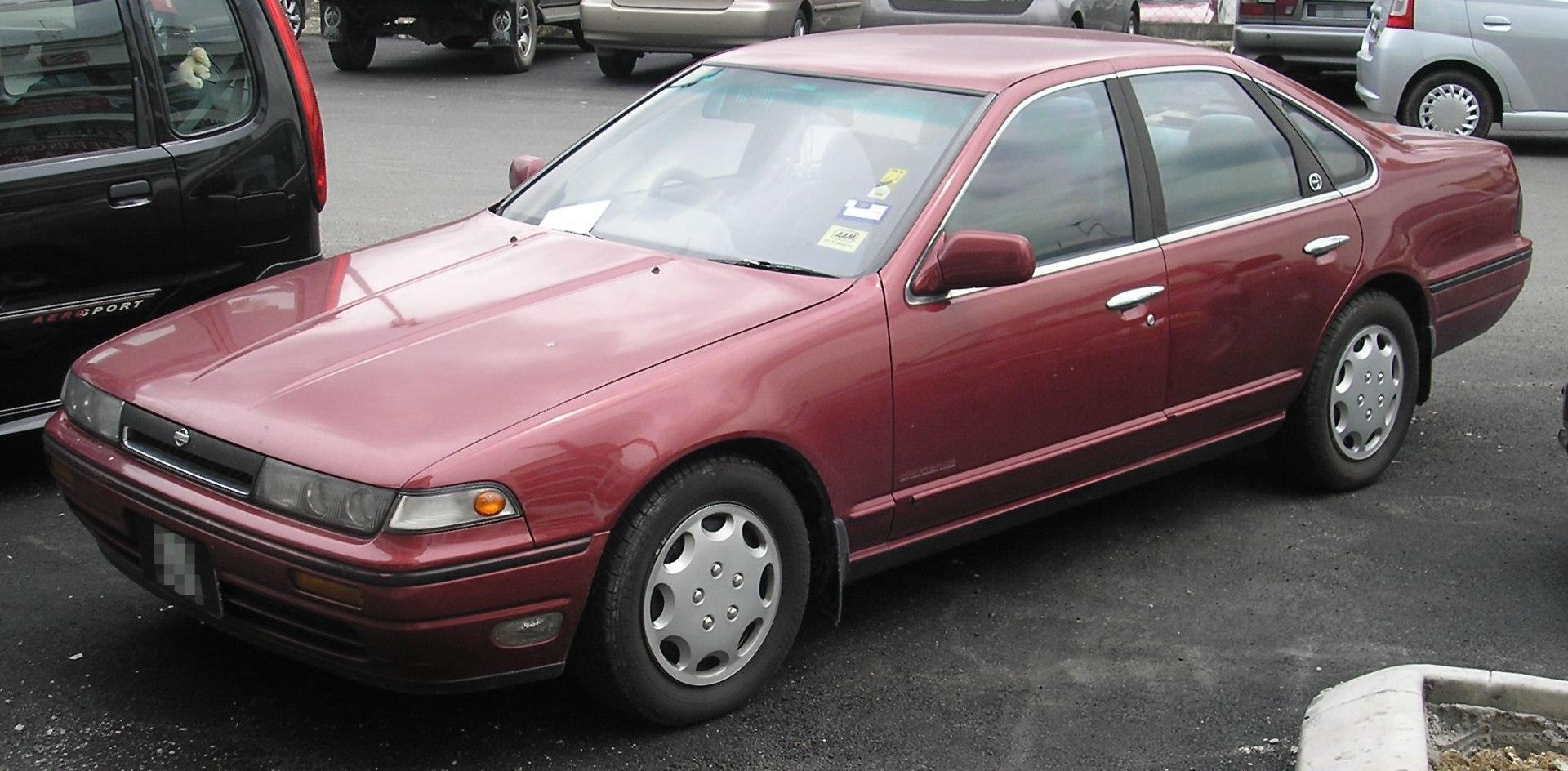 Nissan Cefiro Wikipedia