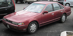 Nissan Cefiro Wikipedia Worddisk In some asian countries, it denotes a version of the nissan pulsar. worddisk