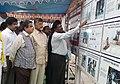 Nitin Gadkari during his visit to Polavaram project site, at Polovaram, West Godavari District of Andhra Pradesh.JPG